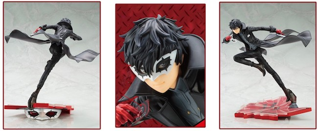 "ARTFX J – Persona 5: Hero ""Phantom Thief ver."" 1/8-Scale Figure"