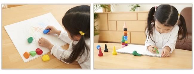 Aozora Crayons