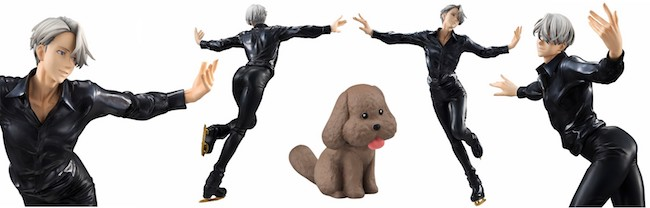 MegaHouse – Yuri!!! on Ice: Victor Nikiforov 1/8-Scale Figure