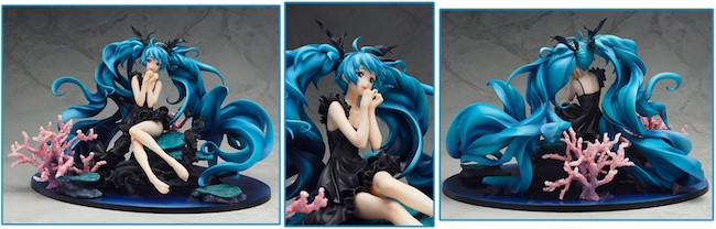 Good Smile Company – Vocaloid: Hatsune Miku Deep Sea Girl 1/8-Scale Figure