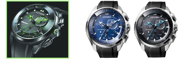 Eco-Drive Bluetooth Watch