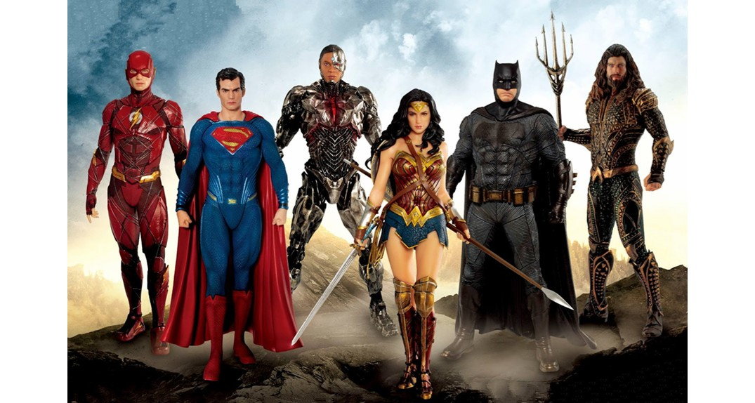Kotobukiya – ARTFX+: Justice League Movie Figure Series
