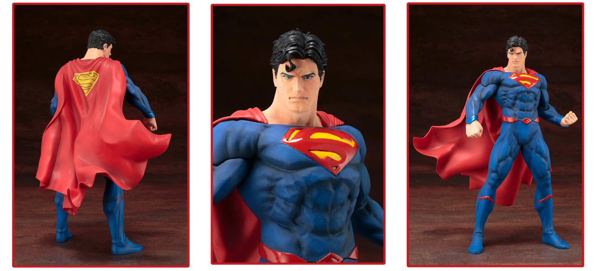"Kotobukiya – ARTFX+: Superman ""Rebirth"" Figure"