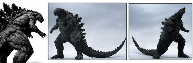 Bandai – S.H.MonsterArts: Godzilla Limited Edition Figure