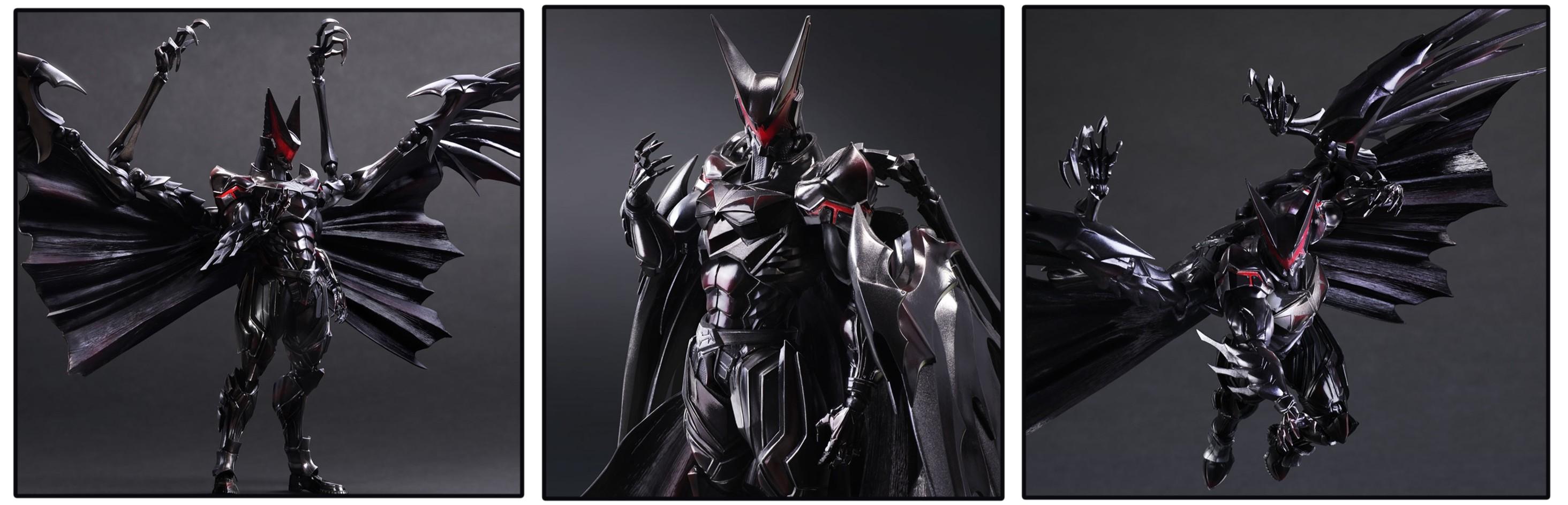 "Square Enix – Variant Play Arts Kai: ""Tetsuya Nomura"" Batman Figure"