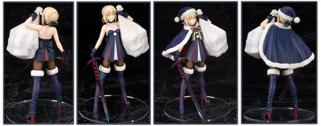 Alter – Fate/Grand Order Altria Pendragon Santa Ver. Figure