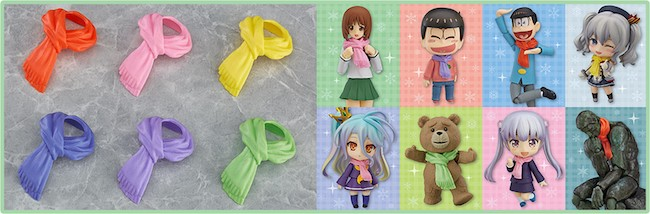 Good Smile Company – Nendoroid & Figma Multi-Use Muffler