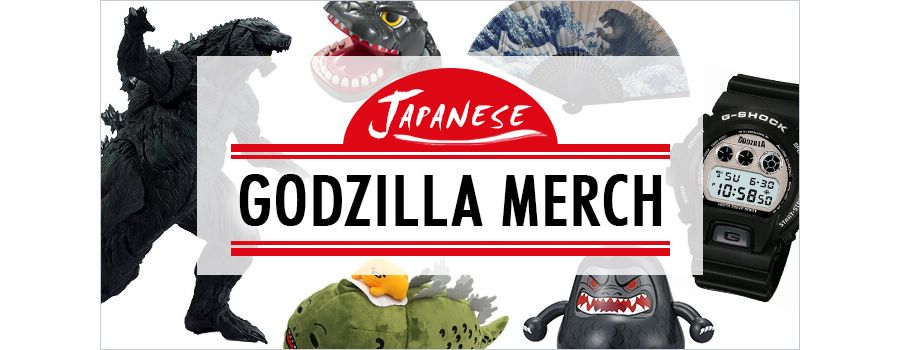 Monstrous Godzilla Merchandise That Will Have You Roaring for More