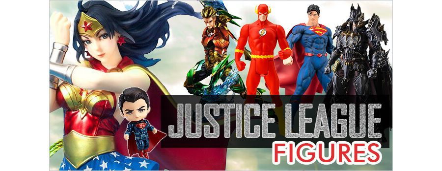 Best Japanese Justice League Figures: Kotobukiya, S.H. Figuarts & More