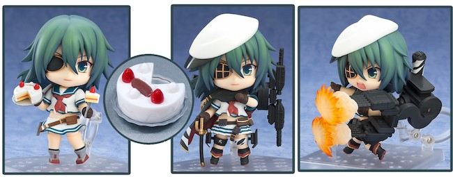 Good Smile Company – Nendoroid: Kantai Collection Kiso Figure