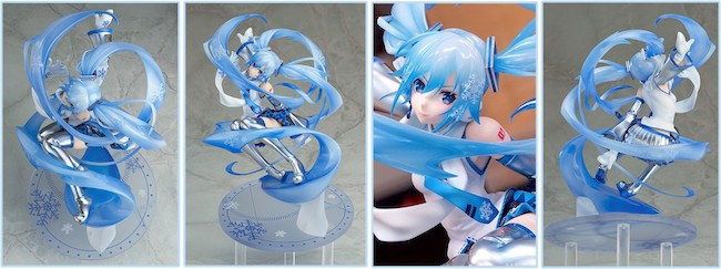 Good Smile Company – Character Vocal Series 01: Snow Miku Figure