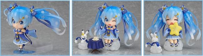 Good Smile Company – Nendoroid: Snow Miku Twinkle Snow Ver. Figure