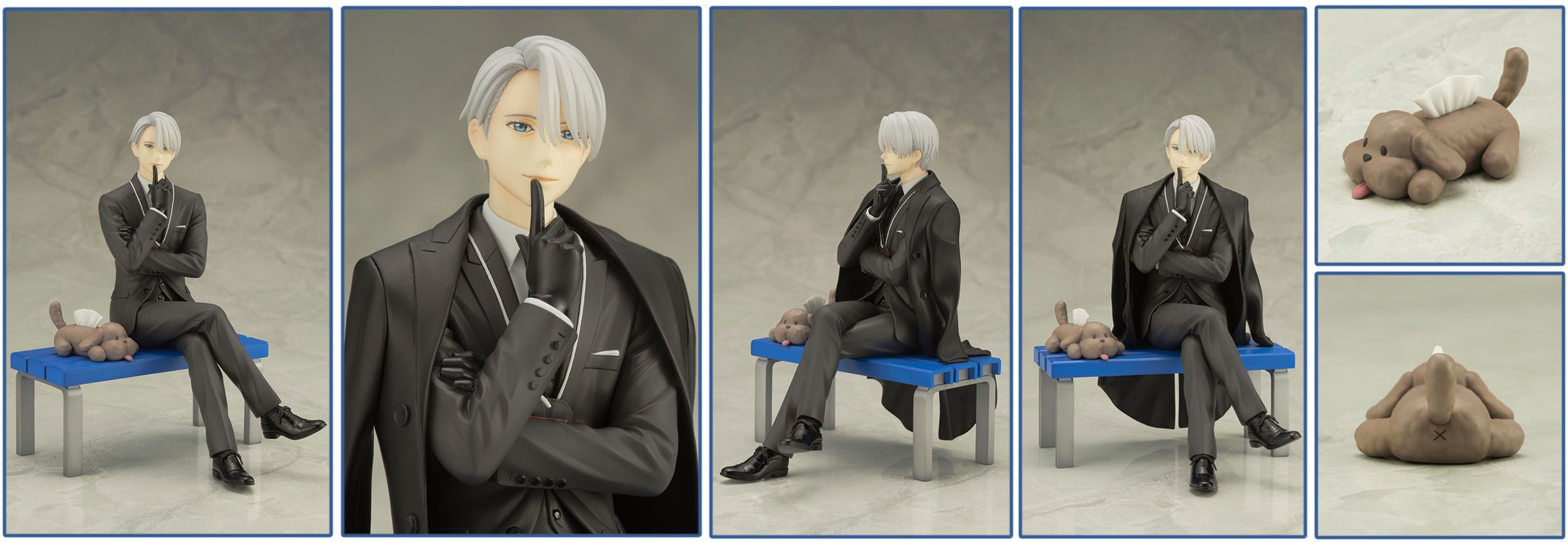 ARTFX J – Yuri!!! on Ice – Victor Nikiforov