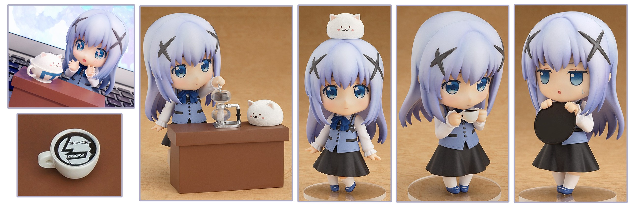 Nendoroid – Is the Order a Rabbit – Kafuu Chino