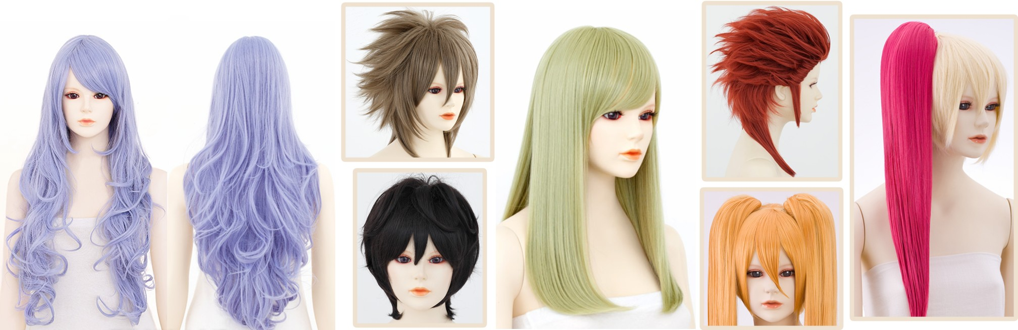 Japanese Cosplay Wig Brands: Airily
