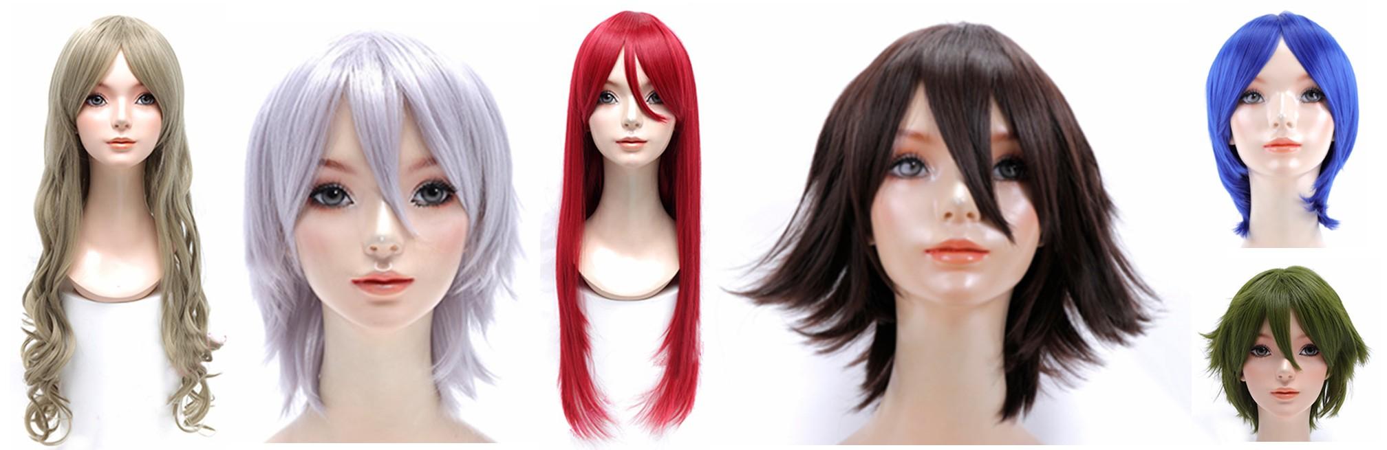 Japanese Cosplay Wig Brands: Cospedia Wig