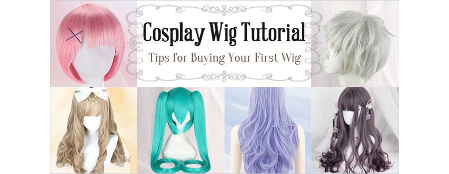 Cosplay Wig Tutorial: Tips for Buying Your First Wig