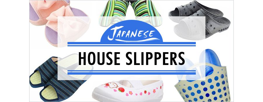 Japanese House Slippers