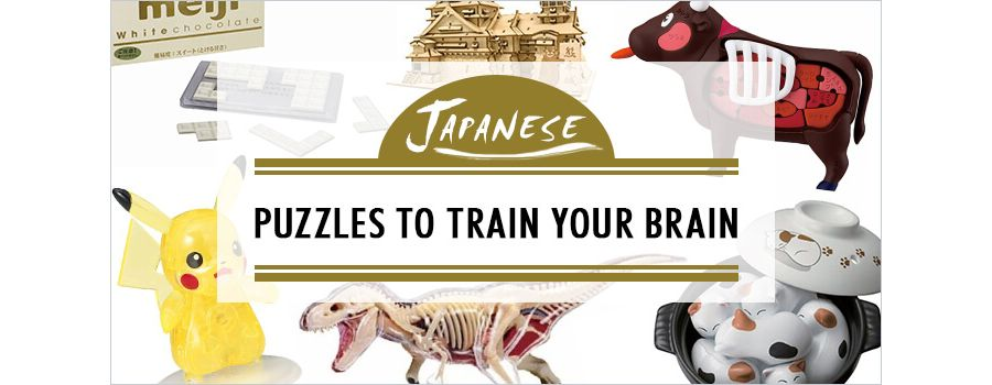 10 Japanese Puzzles to Train Your Brain