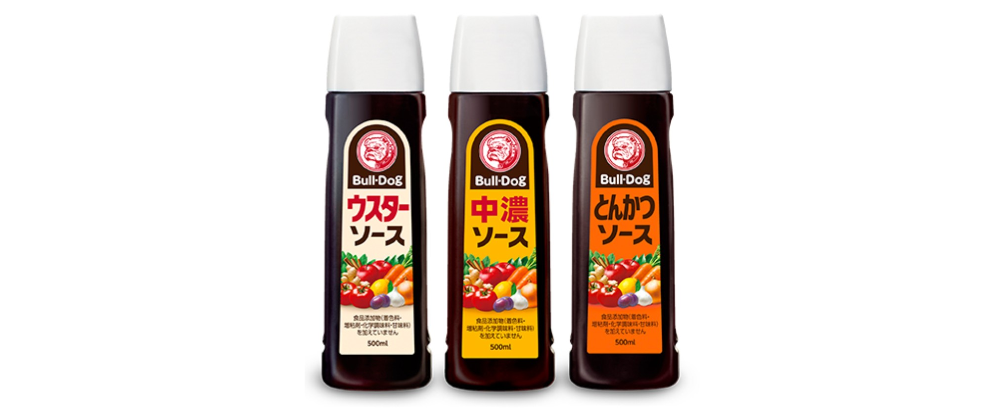 Japanese Bull-Dog Sauces