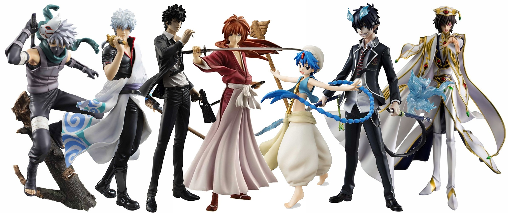 Best Japanese Anime Figure Brands for Beginning Collectors