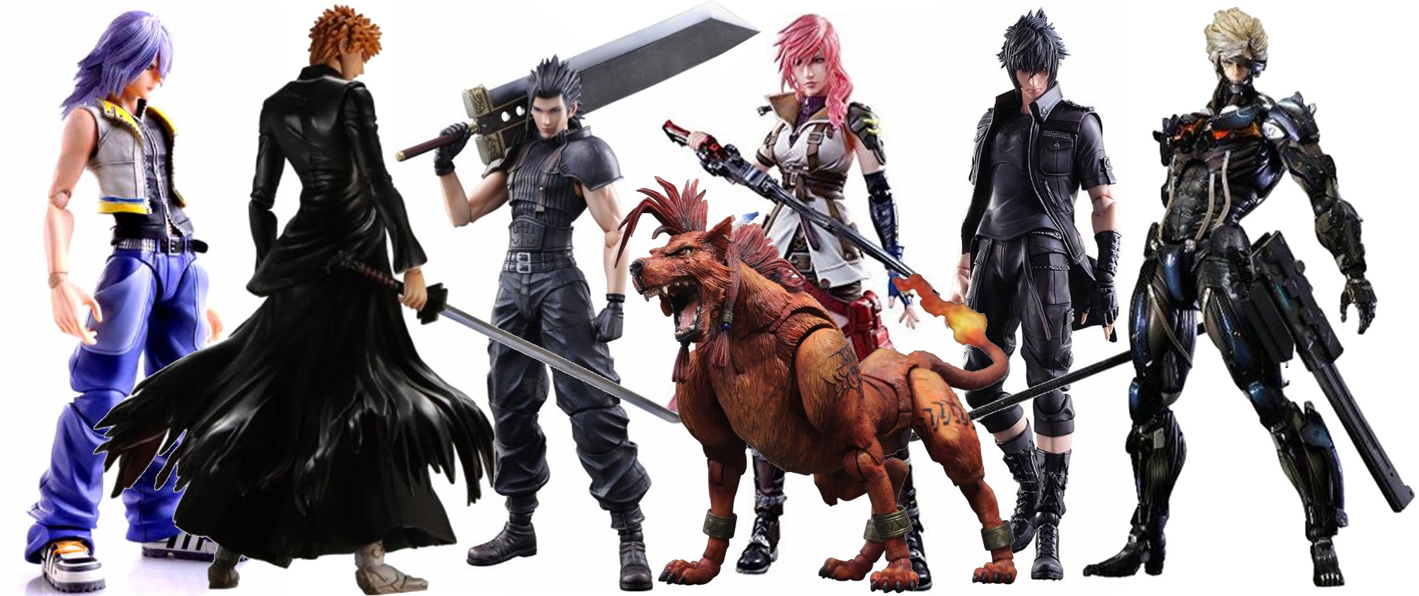 Square Enix - Play Arts Kai