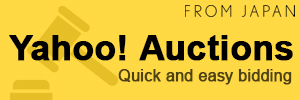 Yahoo! Auctions Quick and easy bidding