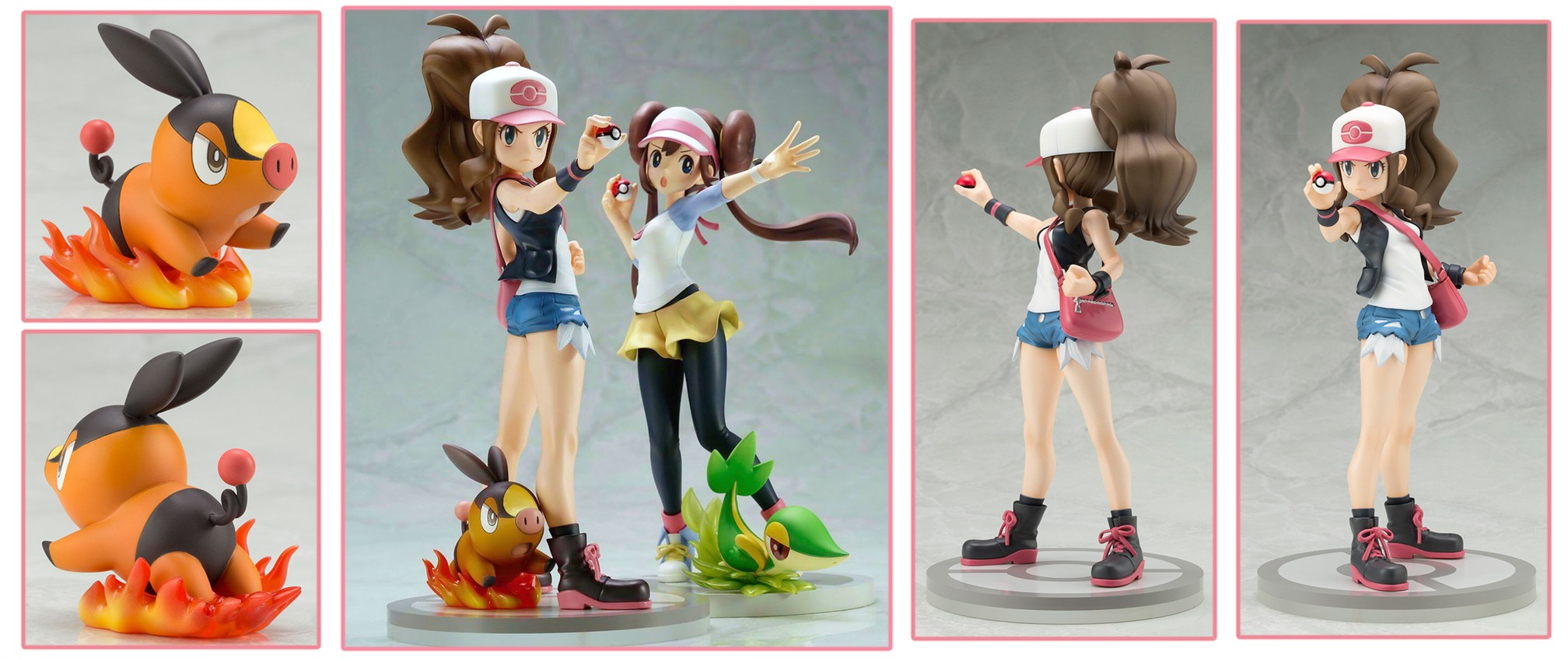 Kotobukiya – ARTFX J: Pokemon Figure Series 1/8-scale Hilda Figure (March 2018)