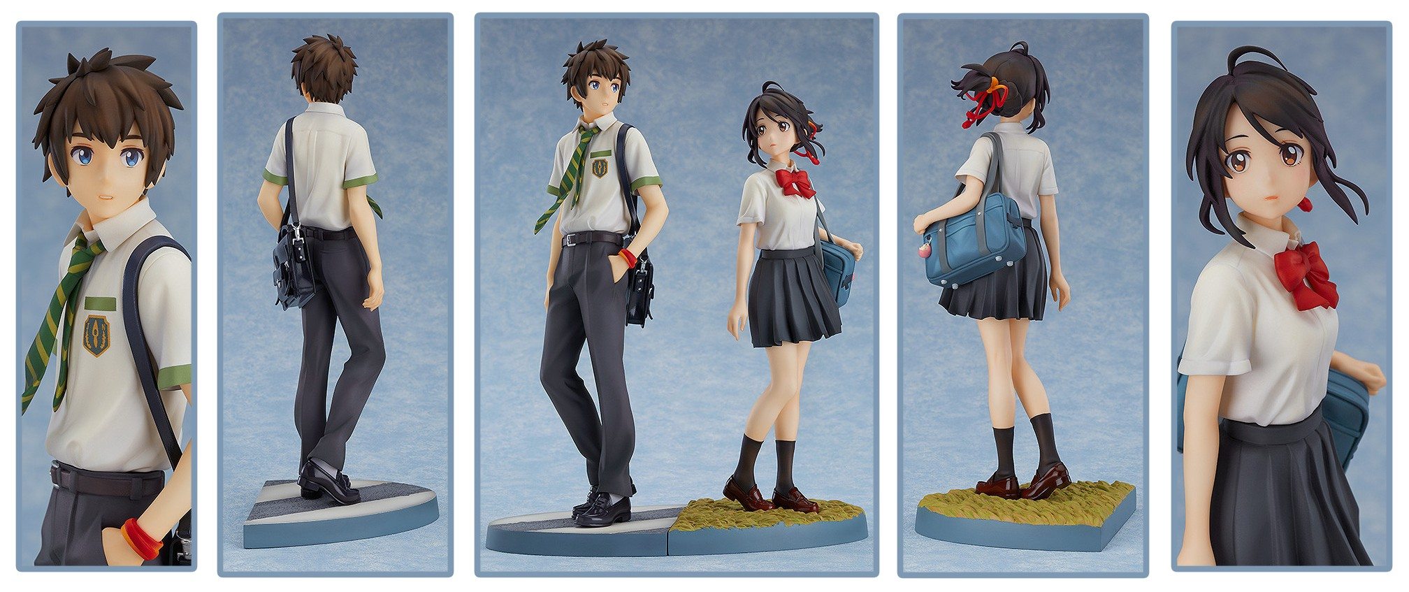 Good Smile Company – Your Name 1/8-scale Taki Tachibana & Mitsuha Miyamizu Figures (March 2018)