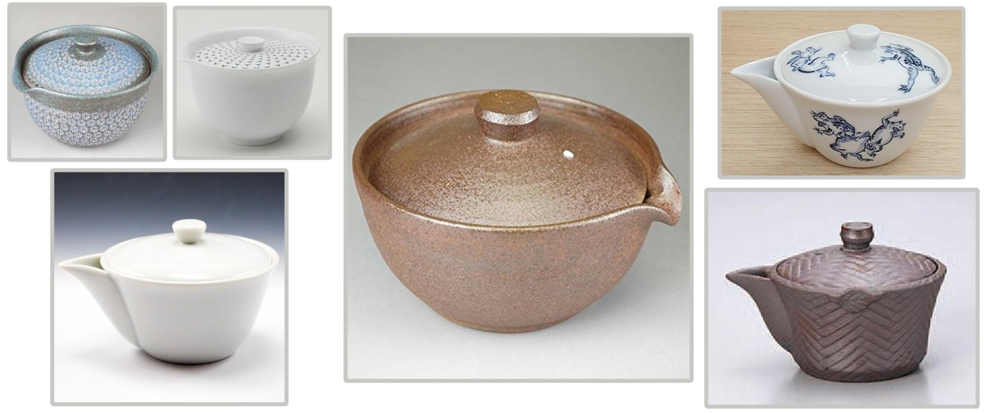 Hohin Teapots