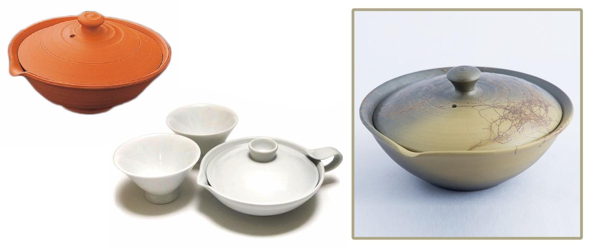 Shiboridashi Teapots