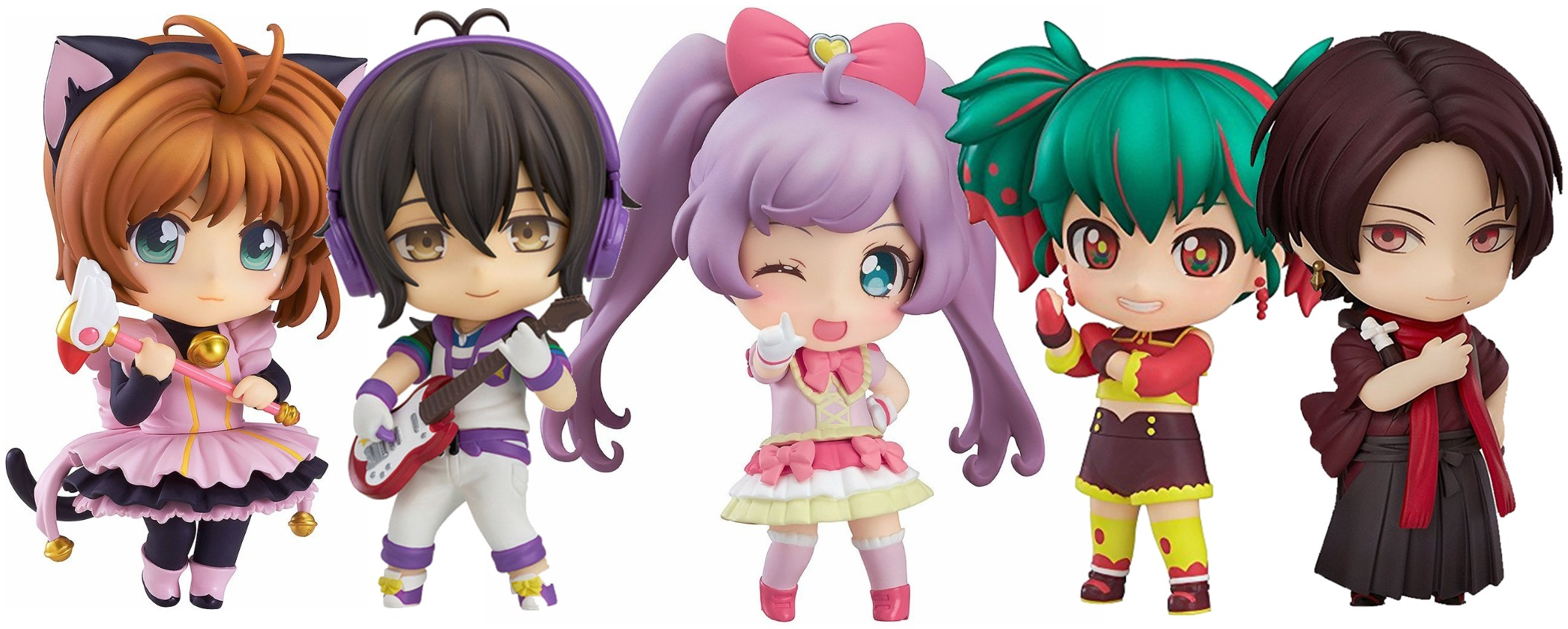 Nendoroid Co-de Figures