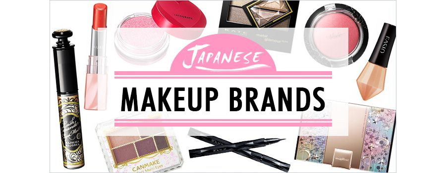 10 Best Japanese Makeup Brands You May Not Know About