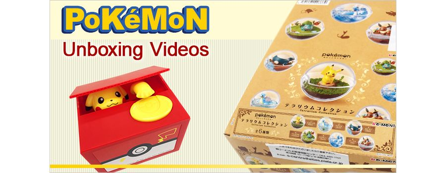 Pokemon Unboxing Videos to Satisfy Your Inner Pokemaniac