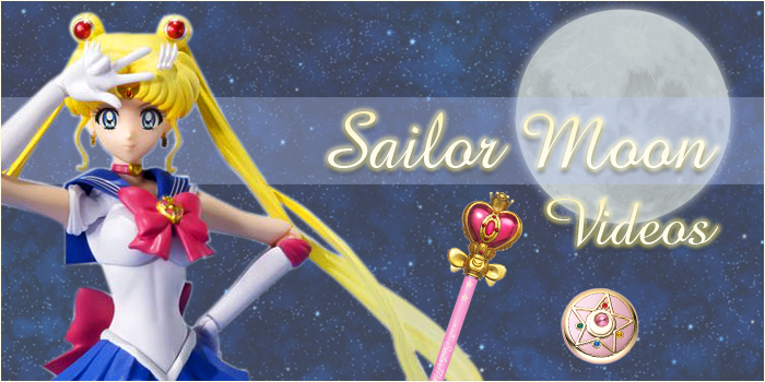 Sailor Moon Videos: Products and Characters from the Beloved Magical Girl Series