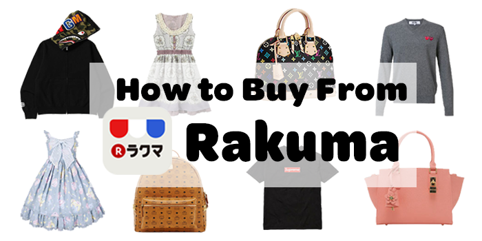 How to Buy From Rakuma