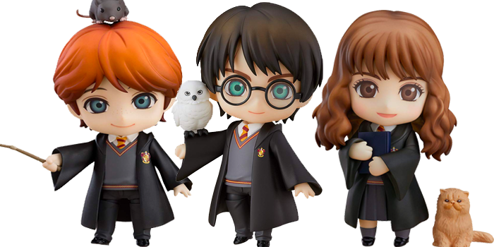 Harry Potter Nendoroids