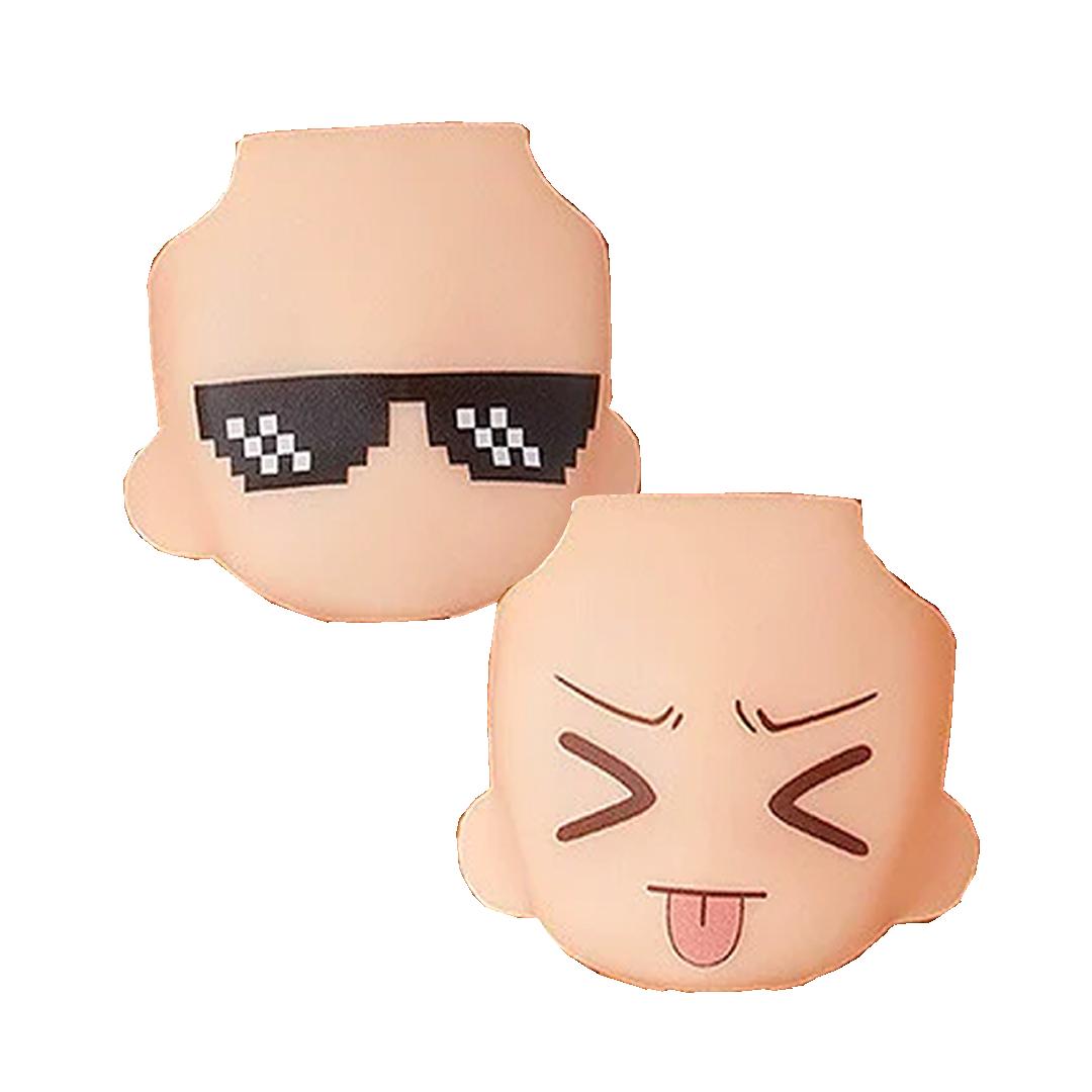 Nendoroid More Face Swap