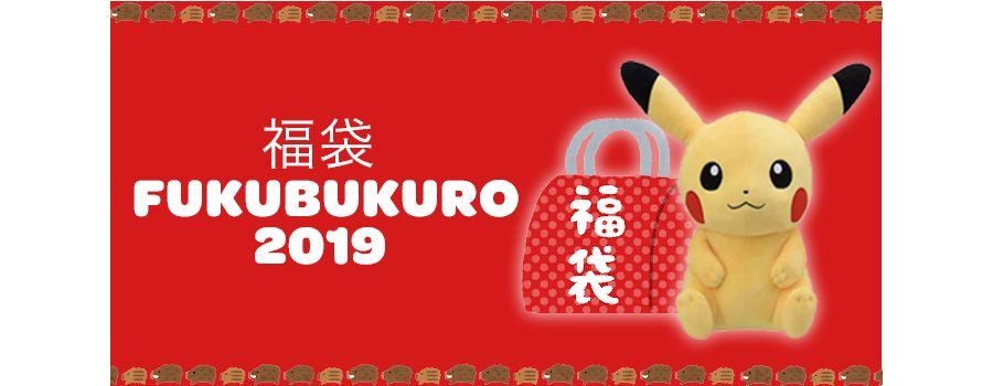 Fukubukuro 2019 - Japan's Lucky Bags