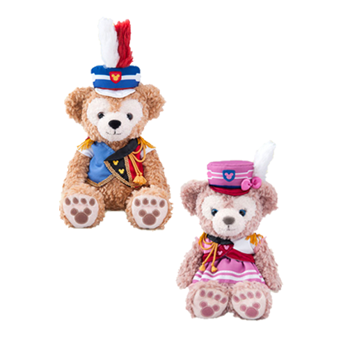 Disney 35th Anniversary Duffy and Friends