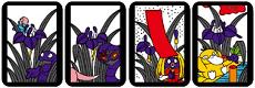 hanafuda ayame iris