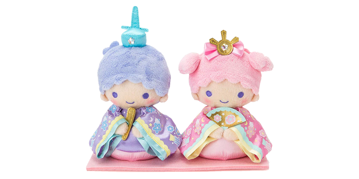 Hinamatsuri Little Twin Stars