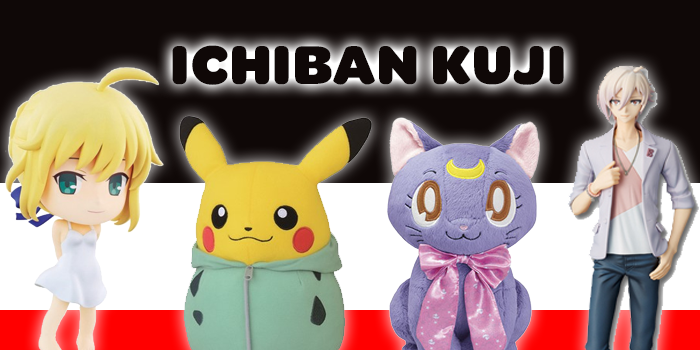 Ichiban Kuji - the win-win otaku lottery