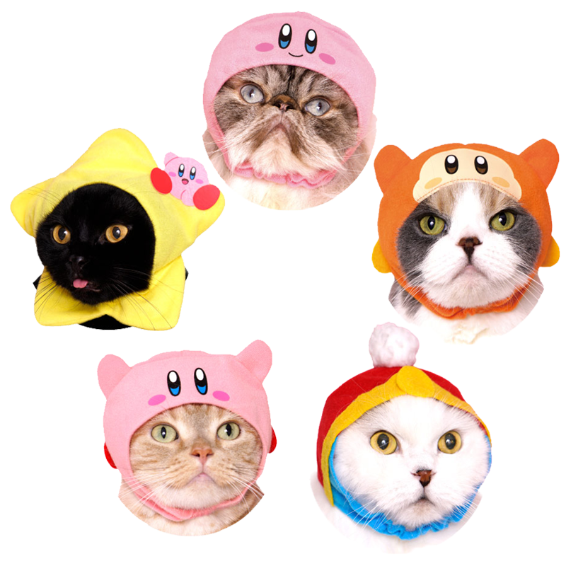 Kirby Kitties Party