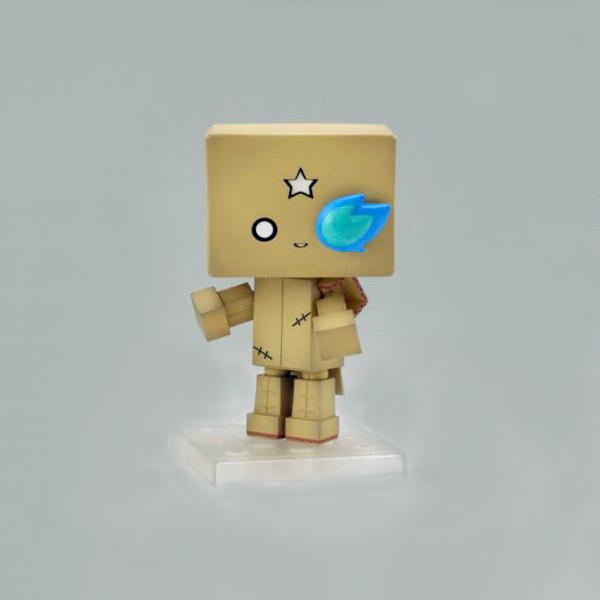 Nendoroid Armored Huke MK2