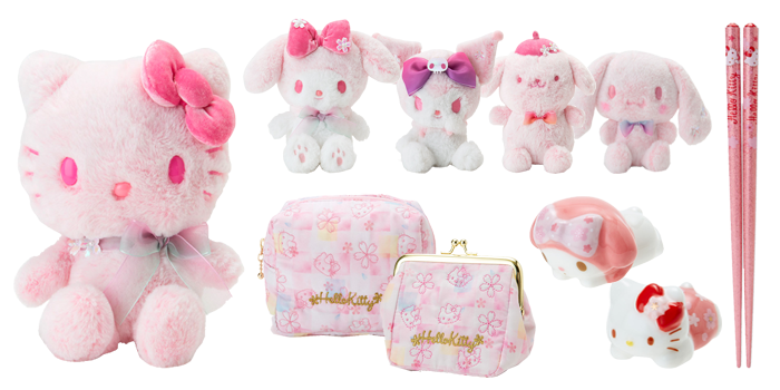 Sanrio Sakura Collection 2019