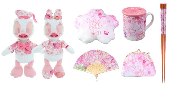 Tokyo Disney Resort Collection Sakura
