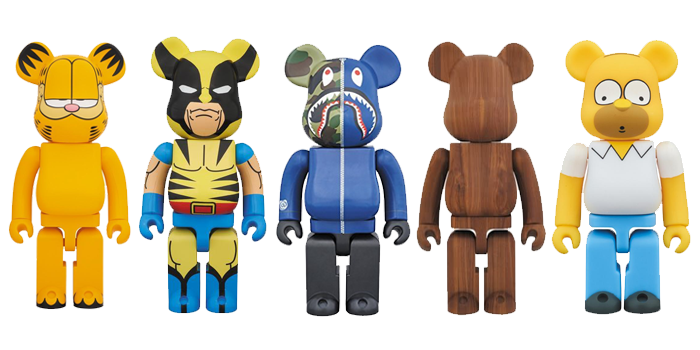 Bearbrick Types, Themes, and Rarity