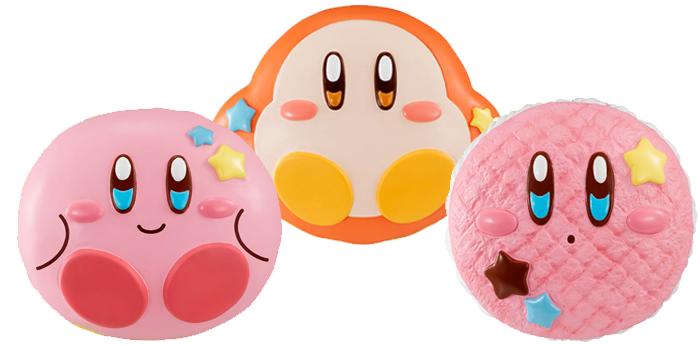 Kirby Fuka Fuka Squeeze Mascots