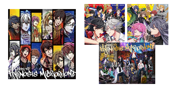 Hypnosis Mic Singles and Albums